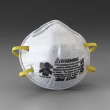 3M 8110S N95 Disposable Respirator