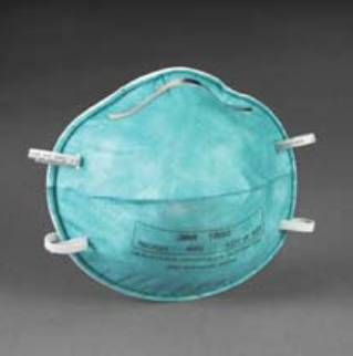 3M 1860 Respirator and Surgical Masks N95