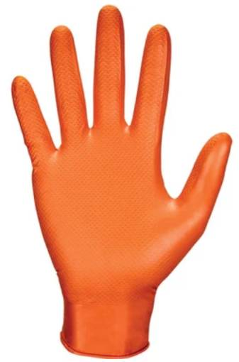 Powder Free Nitrile Exam Gloves