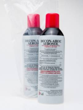 Decon-Ahol Aerosol Disinfectant