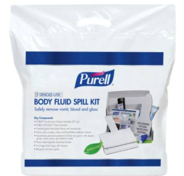 PURELL Body Fluid Spill Kits